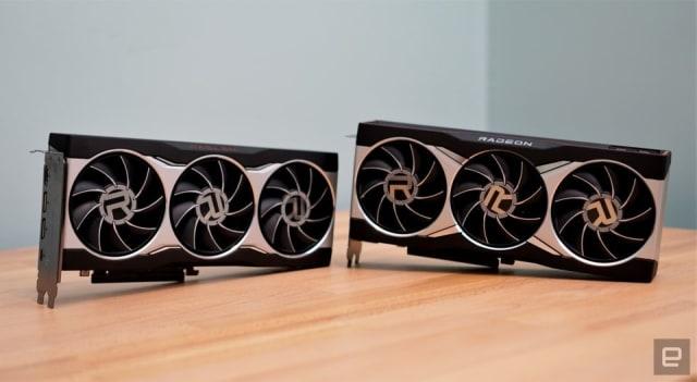 AMD Radeon 6800 6800XT