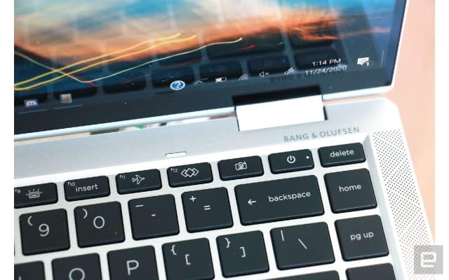 HP EltieBook x360 1040 G7 review