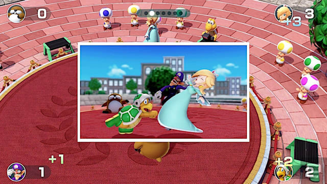 Mario Party on Switch