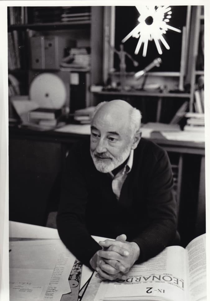 Frank J Malina