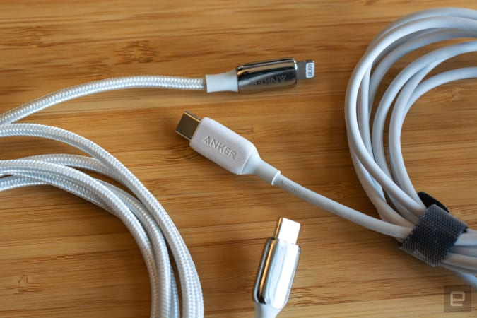 Anker Powerline cables