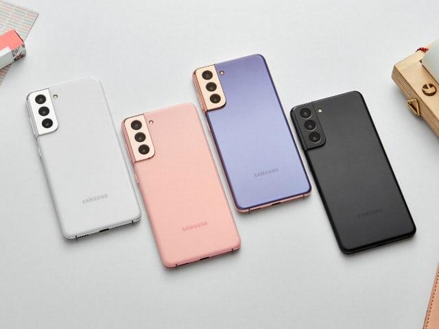 Samsung Galaxy S21 family