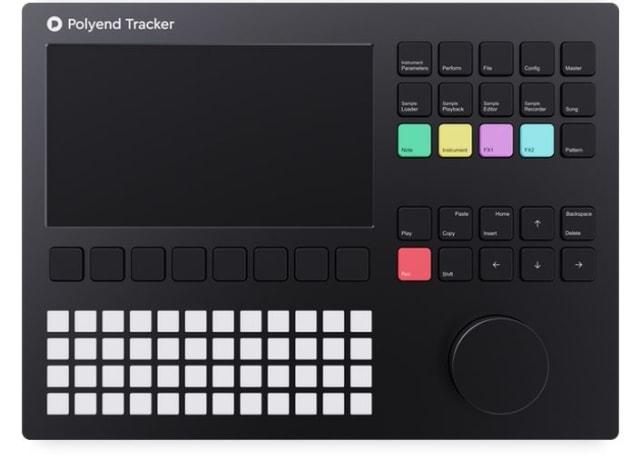 Polyend Tracker