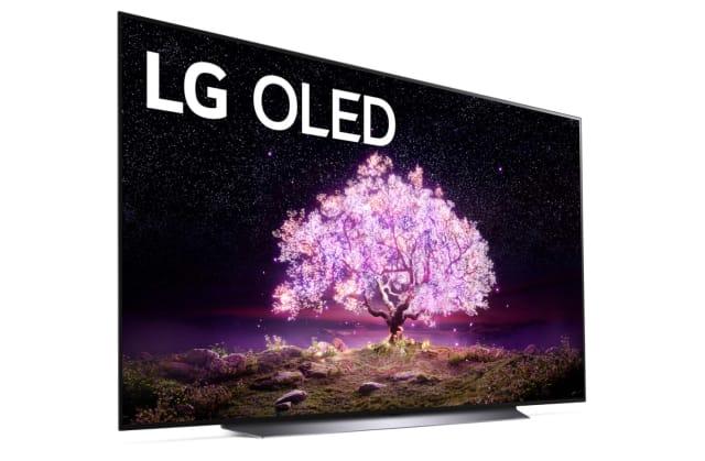LG C-Series OLED TVs