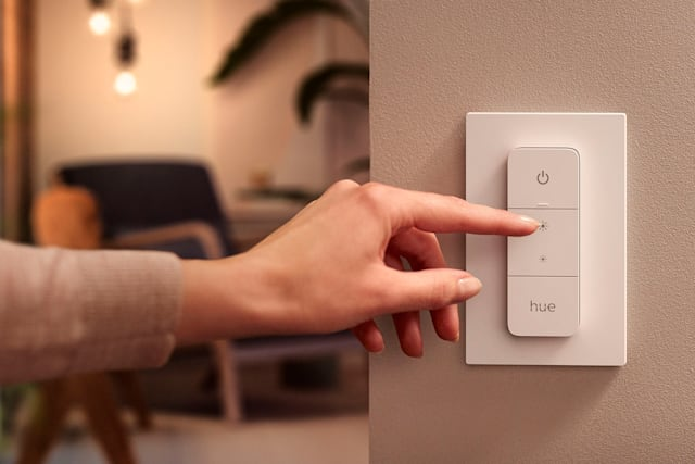 Philips Hue dimmer switch (2021)