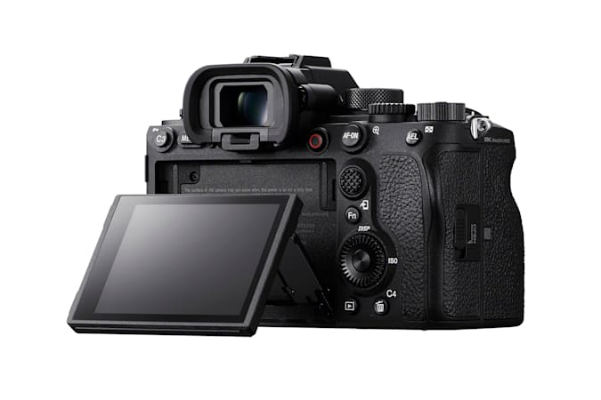 Sony unveils the 50-megapixel A1 with 30 fps shooting and 8K video capability