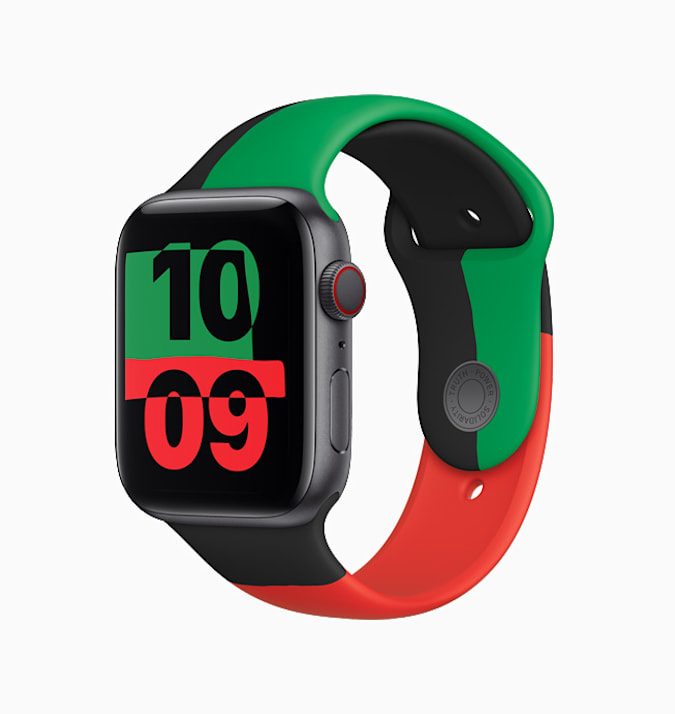 Apple Watch Unity Collection