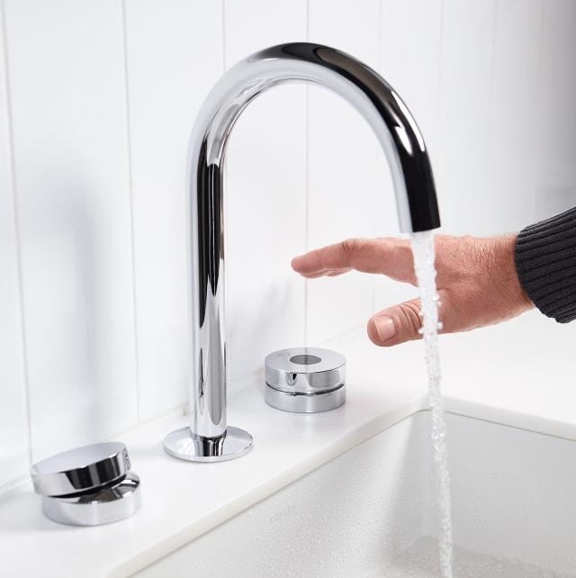 Kohler Touchless Residential Bathroom Faucet