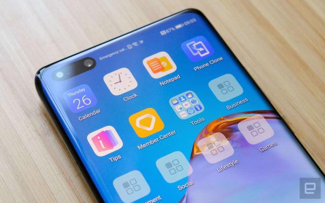 Huawei puede escindir sus marcas de teléfonos inteligentes Mate y P