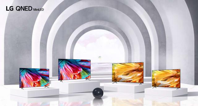 LG QNED 8K TVs