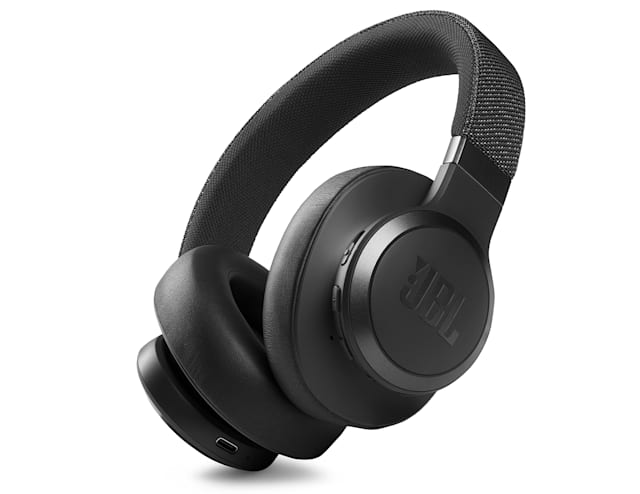 JBL Live 660NC wireless headphones