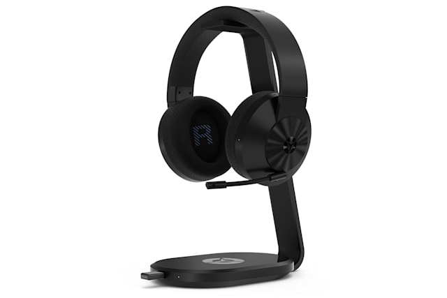 Lenovo Legion H600 headset and S600 Gaming Station