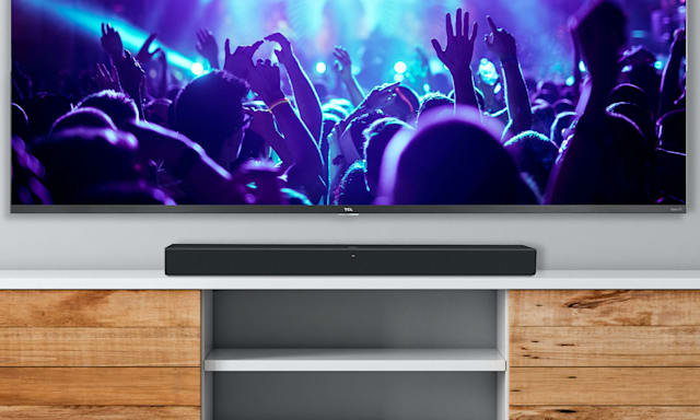 TCL Alto R1 soundbar (Roku TV Ready)