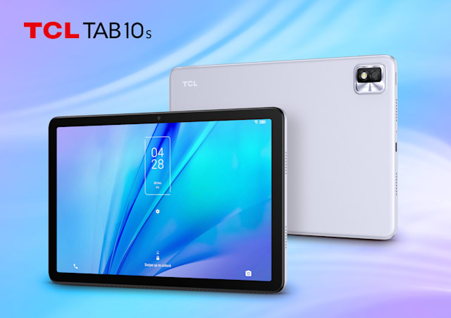 TCL TAB 10S at CES 2021