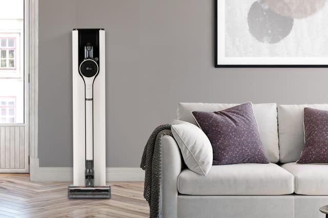 LG robot vacuum
