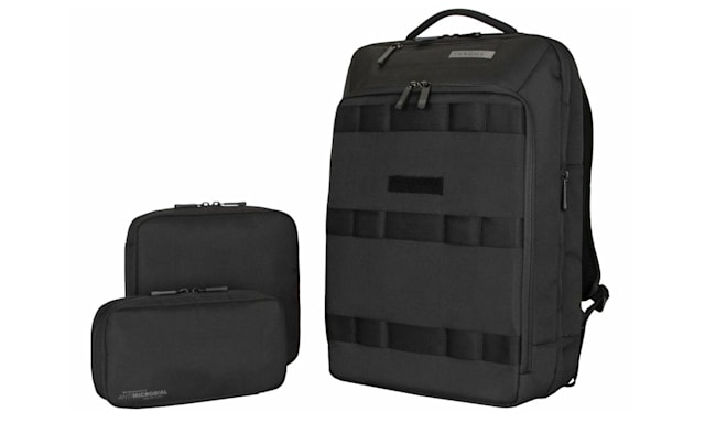 Targus anti-microbial backpack