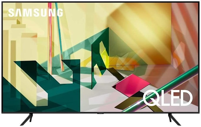 Samsung Q70T QLED smart TV