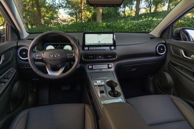Hyundai's 2022 Kona Electric