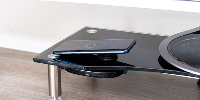 Hudly Invisible Wireless Charger
