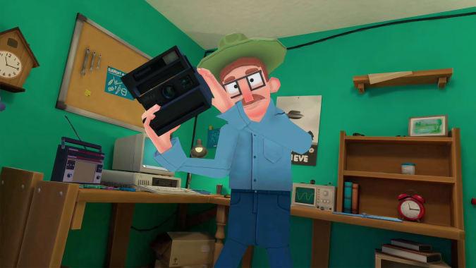 Tinker VR
