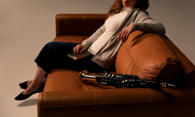 Saxofone digital Yamaha YDS-150