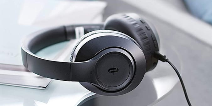 TaoTronics Hybrid Active Noise-Cancelling Headphones