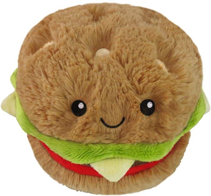 Mini Squishable Hamburger