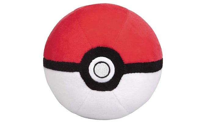 Poké Ball Plush