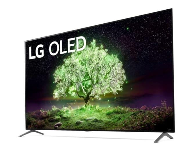 LG A1 OLED