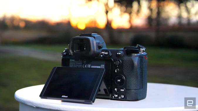 Nikon Z7 II review gallery