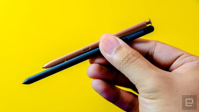 Samsung Galaxy S21 Ultra S Pen case