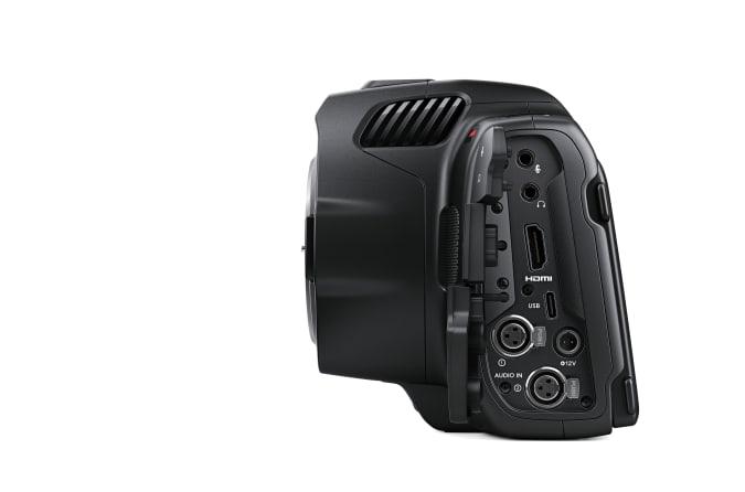 Blackmagic Design Pocket Cinema Camera 6K Pro BMPCC 6K Pro