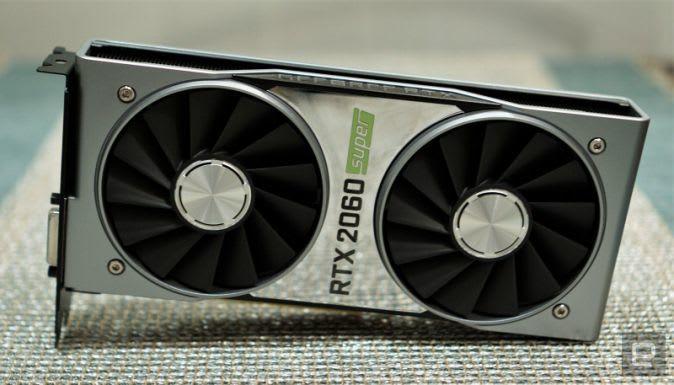 NVIDA RTX 2060