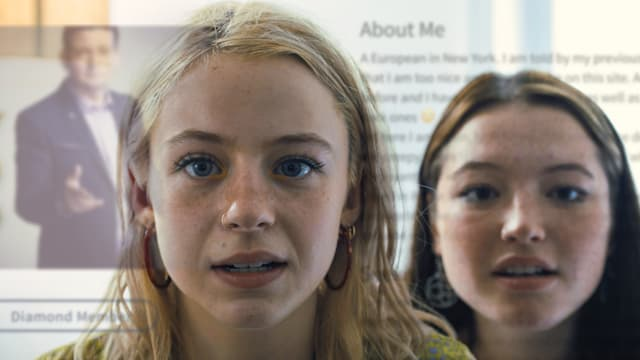 Searchers dating app documentary film Sundance 2021 still