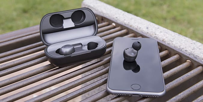 Brio SkyBorn S7 True Wireless Earbuds + Charging Case