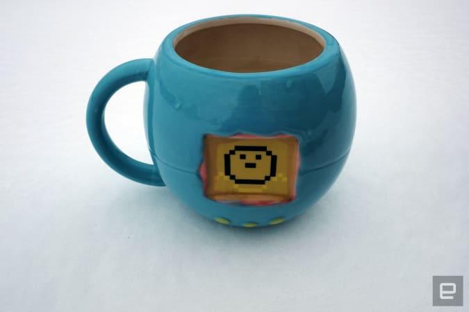 Tamagotchi Mug