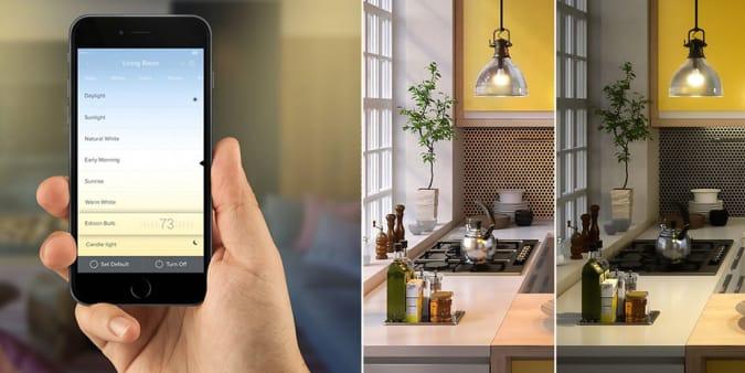 Ilumi Color PAR30 Spot Smart Light Bulb