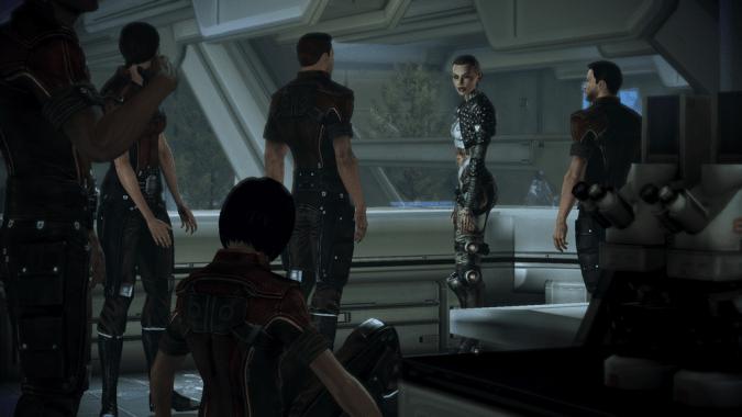 Jack in Mass Effect