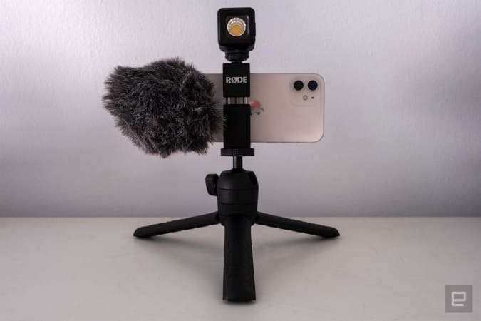Kit de vlogger de Rode