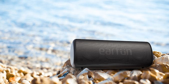 EarFun GO: 24Hr Portable Waterproof Bluetooth Speaker