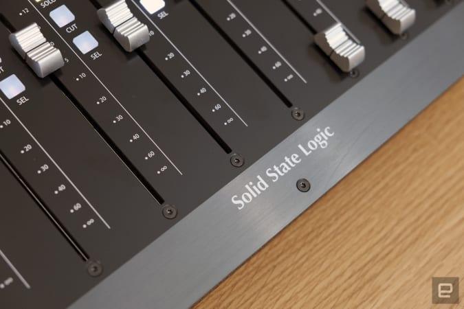 SSL UF8