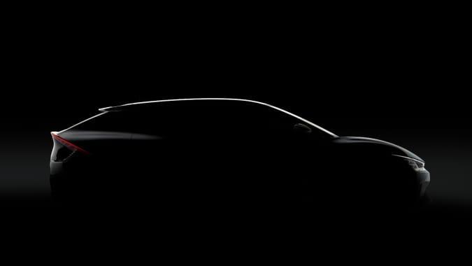 Kia teases EV6, its first dedicated electric vehicle