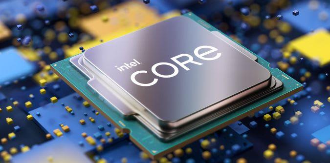 Processeur de bureau Intel Core de 11e génération (nom de code