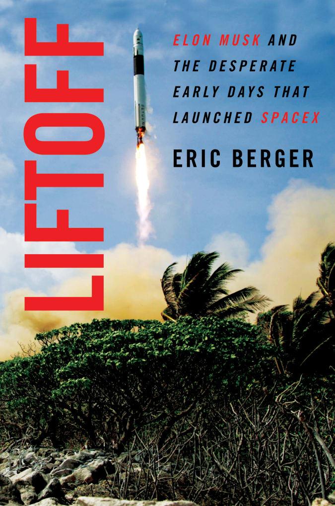 Decolagem por Eric Berger