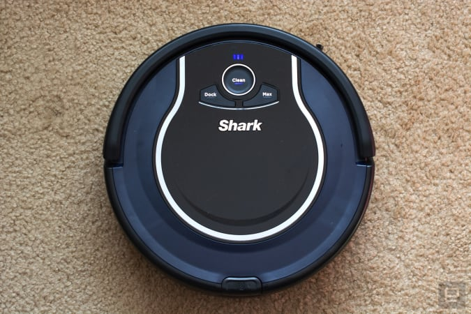 Shark RV 761 robot vacuum