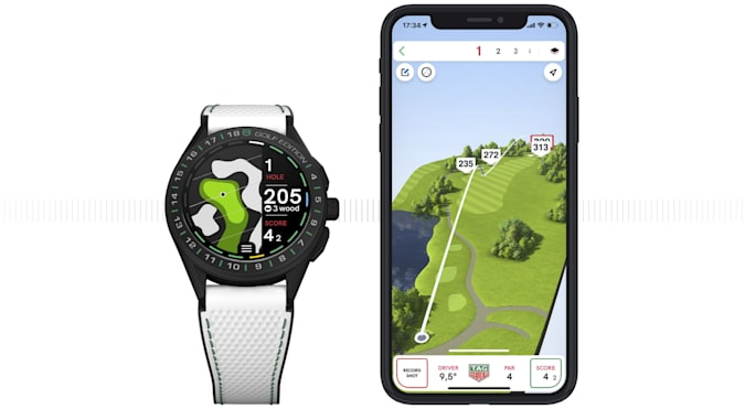 Tag Heuer unveils a wellness app for its Connected watch