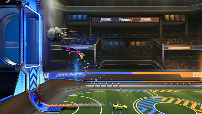Rocket League Sideswipe