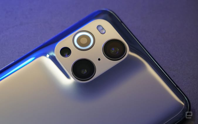 Oppo Find X3 Pro hands-on