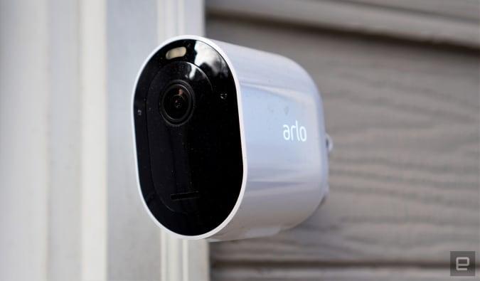 Arlo Pro cameras