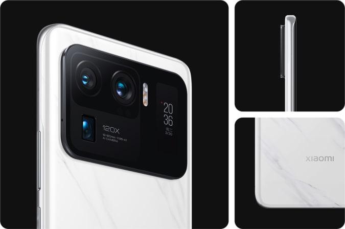 Xiaomi Mi 11 Ultra Marble Edition